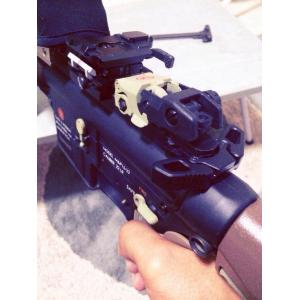 New.คันรั้ง for WE M4 / M16 AEG/GBB
