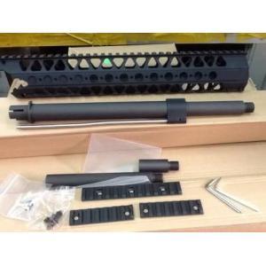 "New.Angry gun Wire Cutter Rail System LVOA Style for M4 Cmmg / M4 GBB / AEG 13.5"" สีดำ สีทราย ครบชุด ราคาพิเศษ"