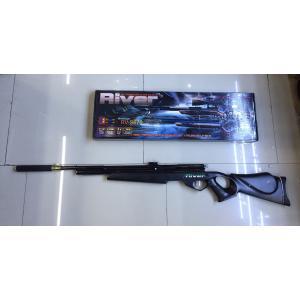 New.RIVER RV-S670 .177 เบอร์2 มาพร้อมที่เก็บเสียง ราคาพิเศษ