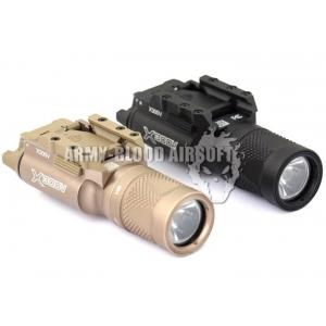 New.Surefire X300V Style LED Handgun or Long Gun WeaponLight (BK) สีดำ สีทราย ราคาพิเศษ