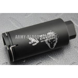 SKULL FROG Style Fire Pig Flashider for M4 (BK)prev next
