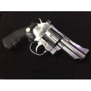 "New.(ล็อตสุดท้าย ) Wingun Sport 708 Smith&Wesson 2.5"" Silver Full Metal CO2 Revolver ลูกโม่สีเงิน รุ่น ฟูลมาร์คกิ้ง งานซีเอ็นซี (CNC) ล่องลึก ลำกล้อง2.5นิ้ว มาพร้อมปลอกกระสุน6นัด ใช้แก้สหลอดCo2 โครงปืนเป็นโลหะทั้งกระบอก น้ำหนักได้ที่ ด้ามจับพลาสติก ท"