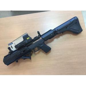 New.ชุดประกอบ Hara arm Glock เพิ่มความแน่นอนในเล็งและจับกระชับมือได้อย่างง่ายๆกับ Hera Arms TriarII for Glock วัสดุโดยรวมเป็น อลูมิเนียมเนื้อแข็ง สามารถนำไปใช้ปืน Glock 17/19/20/22/23/31/32/34/35 ได้ หรือจะนำไปใช้กับปืนจริงก็ได้ ประกอบง่ายไม่ต้องใช้เครื่อ