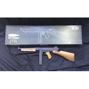 New ! Cybergun thompson M1A1 gas blow black ราราพิเศษ