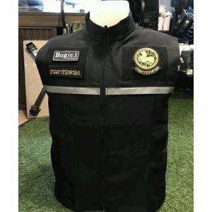 New.เสื้อกั๊กตำรวจ มีตีนตุ๊กแก ติดเครื่องหมายมาพร้อม ไซส์ S M L XL XXL XXXL ราคา 650 บาท
