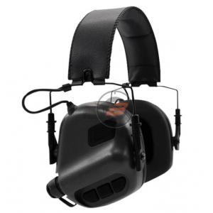 New.EARMOR M31 หูฟังตัดเสียงปืน ขยายเสียงพูด สีเขียว / สีทราย / สีดำ / เทา / ชมพู ตัดเสียงดังที่เกิน 88Dbs เช่น เสียงปืน เสียงเครื่องจักร ซึ่งเป็นเสียงที่ดังอันตรายต่อประสาทการรับฟังของมนุษย์ เเต่ขยายเสียงพูดคุย กันน้ำระดับ IPX-5 ใช้ถ่าน AA x 2 ระบบปิดอัต