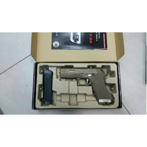 New.We Glock18c ออโต้ สีทราย แต่งมาพร้อม ราคาพิเศษ