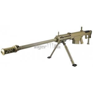 New.Barrett M107 (Tan) Snow Wolf SW13 สไนเปอร์ไฟฟ้า