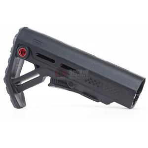New.Strike Industries Viper Mod 1 Mil-Spec Carbine Stock for AR Cmm.22 / 5.56 Series Black / Red ราคาพิเศษ
