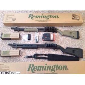 New.ชุดแต่งปืนยาวลูกซอง MAGPUL REMINGTON 870 มีดำ สีทราย ราคาพิเศษ