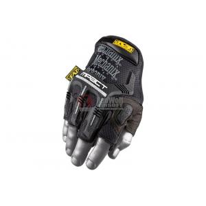 New.Mechanix Wear Gloves M-Pact Fingerless (Black M/L/XL Size) ครึ่งนิ้ว ราคาพิเศษ