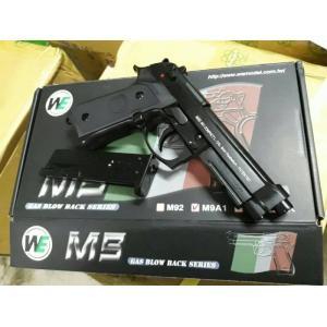 WE. M9A1 BK AUTO WE. MEU BK