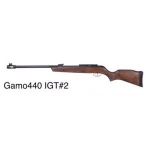 อัดลมGamo Hunter 440 AS IGT 5.5mm.cal. Air Rifle เบอร์ 2 ✔แรง 950fps. ✔มีระบบเซฟตี้ที่ไกปืน ✔มาพร้อมศูนย์หน้า-ศูนย์เล็ง ราง 11mm.ติดกล้อง ราคาพิเศษ