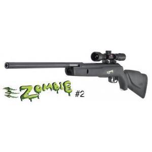 อัดลมGamo Zombie Hunter 5.5mm.cal. Air Rifle เบอร์ 2 ✔แรง 950fps. ✔มีระบบเซฟตี้ที่ไกปืน ✔พร้อมกล้อง 4×32 ซูม 4 เท่าหน้าเลนส์ 32 ราคาพิเศษ