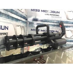 https://youtu.be/VLSQiTo95xc Classic Army M132 Green Gas / HPA Powered Rotating Multi-Barrel Micro Gun Pice: 2x,xxx ฿
