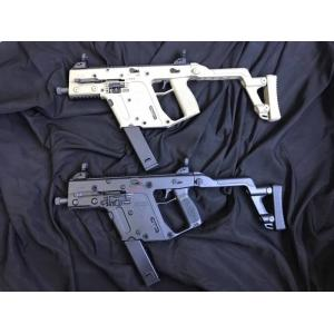 New.Kriss Vector AEG สีดำ สีทราย 2แม็กกาซีน สั้น-ยาว ปืนยาวระบบไฟฟ้า Made in HongKong ราคาพิเศษ