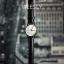 นาฬิกาข้อมือ หน้าปัดเล็ก รุ่น WEESLY นาฬิกาผู้หญิง สีดำล้วน thumbnail 5