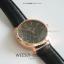 นาฬิกาข้อมือ รุ่น WEESLY-Diamonds ดำล้วน thumbnail 1