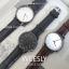 นาฬิกาข้อมือ หน้าปัดเล็ก รุ่น WEESLY นาฬิกาผู้หญิง สีดำล้วน thumbnail 12