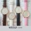 นาฬิกาข้อมือ รุ่น WEESLY-SIMM สีชมพู thumbnail 8