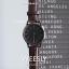นาฬิกาข้อมือ หน้าปัดเล็ก รุ่น WEESLY นาฬิกาผู้หญิง สีดำล้วน thumbnail 13