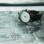 นาฬิกาข้อมือ หน้าปัดใหญ่ รุ่น WEESLY-BASIC หน้าปัดขาว สายหนังสีน้ำตาล thumbnail 4