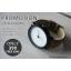 นาฬิกาข้อมือรุ่น Richa หน้าปัดดำ-สายหนังสีดำ thumbnail 5