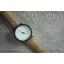 นาฬิกาข้อมือรุ่น Richa หน้าปัดน้ำตาล-สายหนังสีดำ thumbnail 8