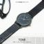นาฬิกาข้อมือ รุ่น TOMI หน้าปัดขาว สายสีน้ำตาลเข้ม thumbnail 22