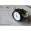 นาฬิกาข้อมือรุ่น Richa หน้าปัดน้ำตาล-สายหนังสีดำ thumbnail 4
