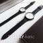 นาฬิกาข้อมือ หน้าปัดใหญ่ รุ่น WEESLY-BASIC หน้าปัดขาว สายหนังสีน้ำตาล thumbnail 9
