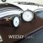 นาฬิกาข้อมือ หน้าปัดใหญ่ รุ่น WEESLY-BASIC หน้าปัดขาว สายหนังสีน้ำตาล thumbnail 11