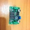The new DC-DC adjustable power supply module LM2596 voltage regulator module with voltage meter display