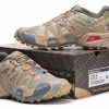 New.SPEEDCROSS 3 CS Camouflage Yellow Mens Shoes Size.40 41 42 43 44 45 46