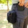New.สินค้ามาใหม่ กระเป๋าเอนกประสงค์ Pocket Belt ผ้าคอดูราเกรดทหาร รุ่น PB-02X ปฏิบัติงาน ลาดตระเวน เดินป่า ขี่มอไซค์ ✪ คุณสมบัติ ✪ + ตัดเย็บด้วยผ้า Cordura ซึ่งใช้ในวงการทหาร และสงครามมาอย่างยาวนาน + ทนทานต่อการฉีดขาด และรอยขีดข่วน กันน้ำได้
