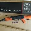 New.ปืนไฟฟ้า AK ASK 206 สีดำ ไม้แท้ ท้ายเต็ม ราคาพิเศษ