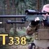 New.ปืนยาวสไนเปอร์ชักยิง S&T AW338 Spring Rifle CNC Version ขาทราย / ขาจับสโครป ราคาพิเศษ
