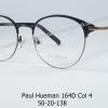 Paul Hueman 164D Col.4 โปรโมชั่น กรอบแว่นตาพร้อมเลนส์ HOYA ราคา 3,200 บาท