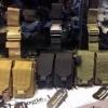 New.ซองรัดต้นขา ซองใส่แม็ก M4 M16 3 แม็ก ซองใส่แม็กปืนปก 2 แม็ก ผ้า CORDURA มี 3 สี ดำ ทราย เขียว ราคาพิเศษ