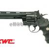 ปืนลูกโม่ Python.357 6 inch. Gas Co2 (BK)