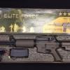 New.Umarex Elite Force M4A1 AEG Airsoft Rifle, ดำ - ทราย ( ฟรี แบตเตอรี่พร้อมที่ชาร์จ ) 390 fps ราคาพิเศษ