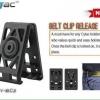 New.BELT CLIP RELEASE ใช้งานร่วมกับซองปืนและอุปกรณ์ได้ทุกรุ่น ราคาพิเศษ