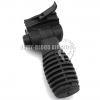 "FAB T-FS Horizontal ""Side To Side""Folding Grip (BK)"