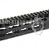 """Noveske NSR 9"""" Rail Handguard KeyMod inter-locking rail system (BK)"""