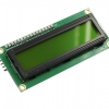 LCD 16X2 ใช้ไฟ 5 VOLT สีเขียว