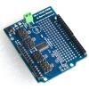 16-Channel 12-bit PWM / Servo Shield 16-way Steering Gear Drive Module