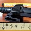 """New.ดิ้ว ESP Expandable Baton Made in E.U. ขนาด 21"""" มาพร้อมซองโพลีเมอร์ แข็งแกร่ง ทนทาน พกพาสะดวก พกไว้ติดตัวก็ง่าย ราคาพิเศษ"""
