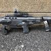 : ชุดแต่ง RONI Beretta 92f/M9A1 - พานท้ายสไลด์และยกรองแก้มได้ - มีช่องใส่แม็กสำรอง 1 ช่อง - กริปหน้าสามารถถอดออกและพับได้ - มีรูสำหรับ หูกระวิน (ไว้ติดสายสะพายปืน) - มีรางติดอุปกรณ์เสริมซ้าย-ขวาและด้านบน - มีศูนย์เล็งหน้า-หลัง - ไม่ทำให้ปืนเป็นรอย ราคา 45