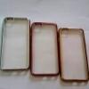 TPU ขอบโครเมี่ยม iphone6/6s