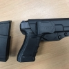 New.ซองปืนพกใน / ซองปืนพกนอก CYTAC Glock IWB Holster Fits Glock 17, 19, 23, 32, 43 (Gen 1, 2, 3, 4) ล๊อคอัตโนมัติ ผลิตจากโพลิเมอร์เนื้อดี Product Line INSIDE THE WAISTBAND HOLSTER มีทั้งซองปืนพกในและพกนอก เป็นที่นิยมในอเมริกา ราคาพิเศษ
